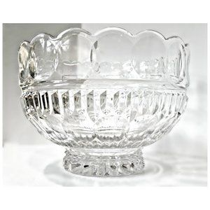 Fifth Avenue Crystal Princeton Large Crystal Bowl